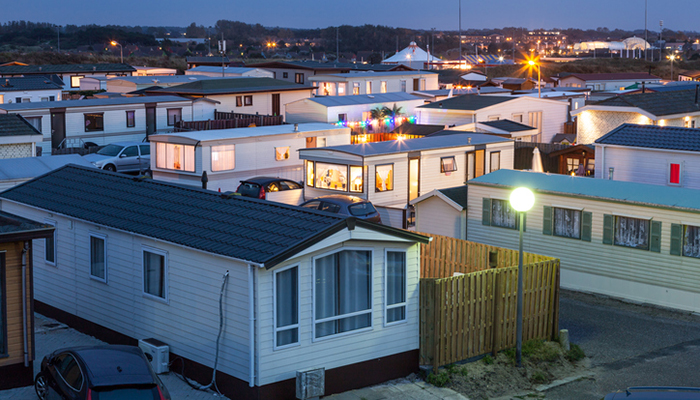Landlord Tenant Mobile Home Park Tenants Eviction